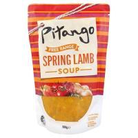 Pitango Free Range Fresh Soup Spring Lamb pouch 500g