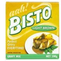 Bisto Instant Gravy Mix Light Brown box 200g