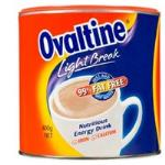 Ovaltine Drinking Chocolate Light Break 400g