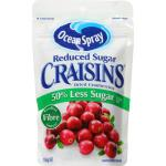 Ocean Spray Craisins Reduced Sugar 150g