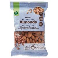 Countdown Almonds Natural 200g