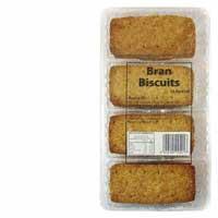 Kaye's Biscuits Bran 12pk