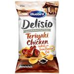 Bluebird Delisio Potato Chips Teriyaki Chicken 140g