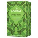 Pukka Tea Bags Three Mint 32g (20pk)