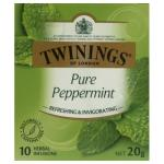 Twinings Herbal Infusions Pure Peppermint 10pk