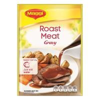 Maggi Instant Gravy Mix Roast Meat sachet 27g