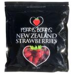 Perrys Berrys Frozen Strawberries New Zealand 1kg