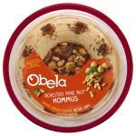 Obela Hummus Pine Nut Garnished 220g