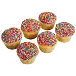 Countdown Instore Bakery Cupcakes Madeira Iced 6pk