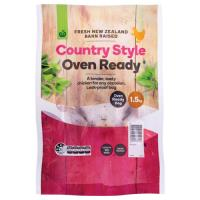 Countdown Oven Ready Chicken Whole Country Style each 1.5kg