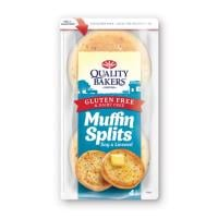 Quality Bakers Muffins Soy & Linseed Gluten Free 4pk 310g