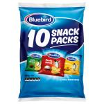 Bluebird Potato Chips Original Combo 180g  (18g x 10pk)