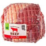 Countdown Beef Roast Rib Vac Pak Medium Pk min order 1.3kg per 1kg
