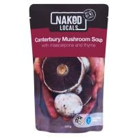 Naked Locals Fresh Soup Mushroom pouch 500g