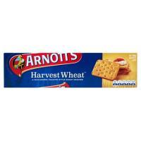 Arnott's Crackers Harvest Wheat 250g