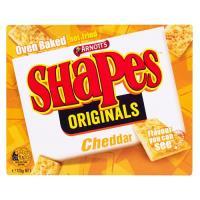 Arnott's Arnotts Shapes Crackers Cheddar 175g