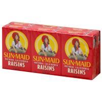 Sun-Maid Sunmaid Raisins 180g (30g x 6pk)