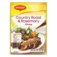 Maggi Instant Gravy Mix Country Roast & Rosemary 28g