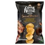 Copper Kettle Special Reserve Potato Chips Pork Belly & Mustard Cid 150g