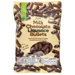 Countdown Licorice Chocolate Bullets 270g