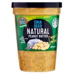 Mother Earth Peanut Butter Chia Seed 380g