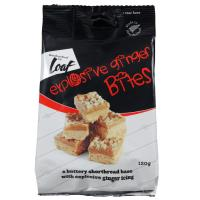 Loaf Slices Ginger 120g