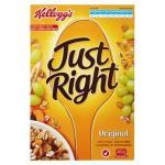 Kelloggs Just Right Cereal Original 460g