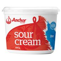 Anchor Sour Cream Lite 500g