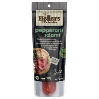 Hellers Salami Chub Pepperoni 250g