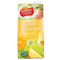 Golden Circle Fruit Drink Pineapple & Mango 1l