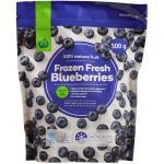 Countdown Frozen Blueberries 500g