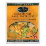 Delmaine Fresh Filled Pasta Chicken & Basil Tortellini 300g