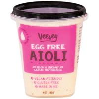 Veesey Aioli Egg Free 200g
