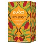 Pukka Three Ginger Tea Bags 20ea