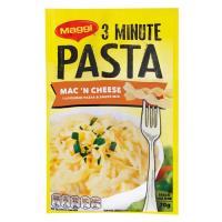 Maggi 3 Minute Pasta Pasta Dish Mac N Cheese sachet 70g