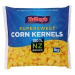 Talley's Corn Whole Kernel 1kg