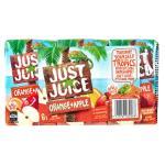 Just Juice Fruit Juice Orange & Apple 1500ml (250ml x 6pk)