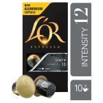 LOr Espresso Onyx Intensity 12-10 10pk