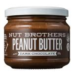 Nut Brothers Peanut Butter With Dark Chocolate 300g