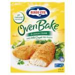 Birds Eye Oven Bake Fish Fillets Lemon Crumb 425g (6pk)