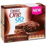 Fibre One Fudge Brownies Chocolate 120g 5pk