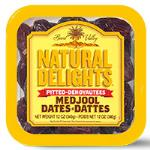 Fresh Produce Snack Dates Pitted Medjool prepacked 340g