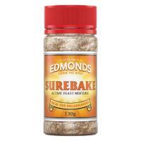 Edmonds Yeast Surebake 130g