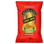 Mexicano Corn Chips Sea Salt & Lime 170g