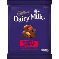 Cadbury Fruit & Nut 350g