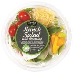 Taylor Farms Fresh Salad Ranch With Dressing 120g