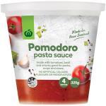 Countdown Fresh Pasta Sauce Pomodoro 325g