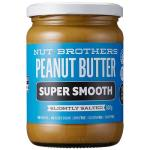 Nut Brothers Peanut Butter Smooth Slightly Salted 500g