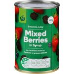 Countdown Berries Mixed In Syrup 400g