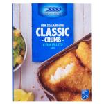 Sealord Fish Fillets Hoki Classic Crumbed 480g